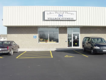 Village Physical Therapy & Fitness - LeRoy Location